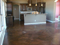 Concrete Staining U0026 Concrete Floor Polishing Cost