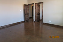 Polishing & Staining Concrete in Dallas, Midland, and San Angelo, Texas