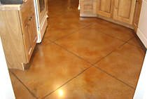 Stained Concrete & Concrete Polishing Services in Texas
