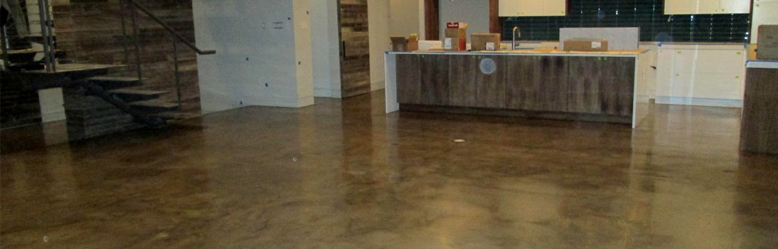 Stained Concrete Amp Concrete Polishing In Texas Classic